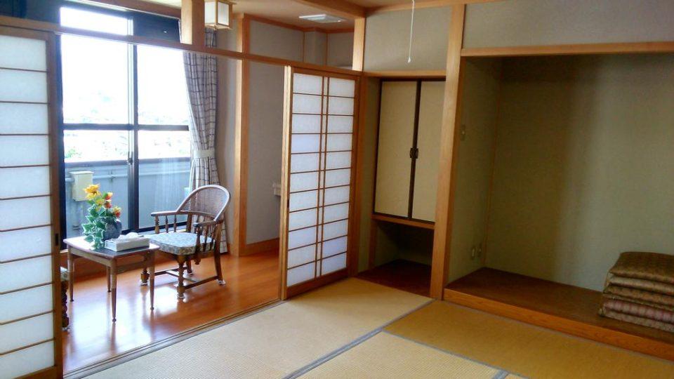 10畳和室+縁側6畳