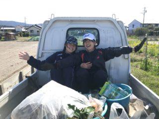 茨城県から双子の姉妹がぽかぽか村にやってきた。