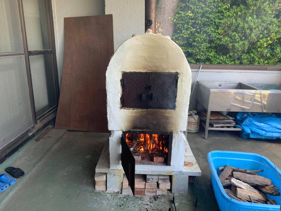 石窯レンタル